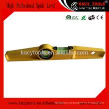 Hochwertige Wasserwaage / Hochleistungsaluminium-Wasserwaage / Gussaluminium-Wasserwaage KC-37005