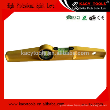 High quality spirit level / Heavy duty aluminium spirit level / Cast aluminium spirit level KC-37005