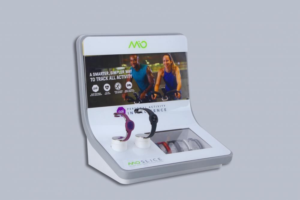 Smart Watch Countertop Display