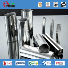 304 316 Stainless Seamless Steel Slot Pipe