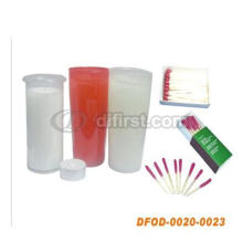Outdoor Emergency Candle, Waterproof / Windproof Matches