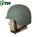 Customized Fashionable PASGT Bullet Proof Helmet Customized NIJ IIIA Standard Ballistic Helmet for Military and Army