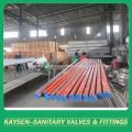 Sanitary Polished Stainless Steel Tube – Hygienic Tubes