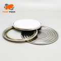 610# 165mm accessories lid ring and bottom
