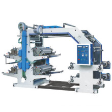 Four-colour Flexible Lines Printing Machine (EC)