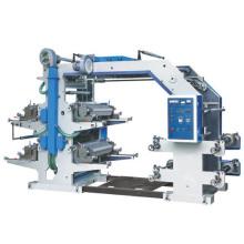 Четырехцветная печатная машина для гибких линий (EC)