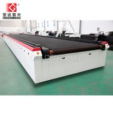 PVC 원단에 대 한 산업용 레이저 절단기