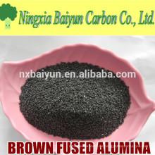 95% Al2O3 Brown-Aluminiumoxid-Brown-Pulver-Fabrik-Preis