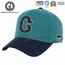 2016 High Quality Korean Style Baseball Cap with 3D Embroidery