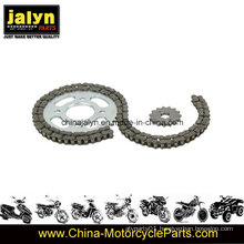 Motorcycle Sprocket and Chain for Italika Forza150