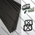 CNC Couting Service Carbon Fiber Board / φύλλο / πλάκα