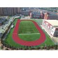 7: 1 Всепогодные материалы для покрытия дорожного покрытия Спортивные площадки Поверхностный настил Спортивная беговая дорожка