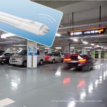 Lâmpada fluorescente do diodo emissor de luz da indução do radar