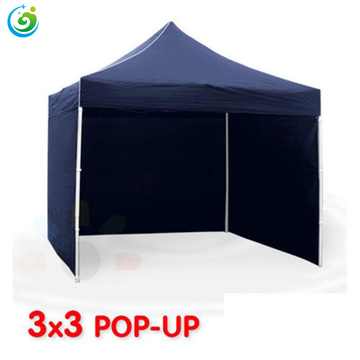 forma hexagonal oxford de 3x3m con cuatro paredes laterales