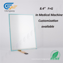 Factory Price 8.4 Inch Film+Film Type Touch Film