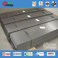 Feuille d'acier inoxydable d'ASTM A240 304 / 316L / 321 / 310S