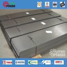 Folha de aço inoxidável ASTM A240 304 / 316L / 321 / 310S