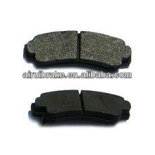 Almofadas de freio de disco de alta qualidade para peças Nissan x-trail
