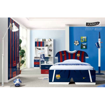 Прохладно мальчик спальня наборы мебель, Kd (350)