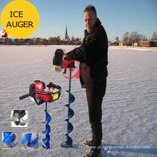 Para uso por um homem, broca de gelo 49CC / broca de gelo (HC-ID490)