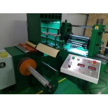 Expansão contínua e máquinas de corte de retração