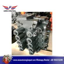 Válvulas principais hidráulicas da máquina escavadora Daewoo Doosan DH60-7