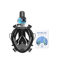 Factory Price New Style One-Piece Snorkeling Mask