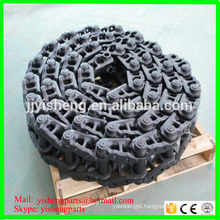 OEM part no 9066724 excavator track link assembly track chains for hitachi EX200-1