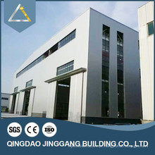Economia Vietnã Low Cost Prefab Customized Steel Structure