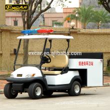 EXCAR New Arrival 2 Seats electric Garbage Truck Electric Utility Cart