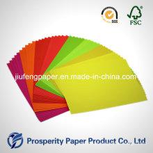 Certificado Fsc Kraft Color Paper