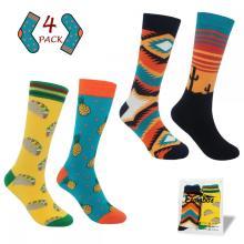 Herren Socken Bunt Baumwolle Socken Herren