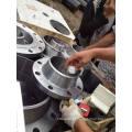 high quality extruder screw barrel Flange