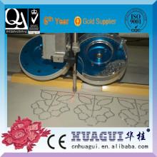 Máquina de corte laser HUAGUI tecido misturar máquina do bordado