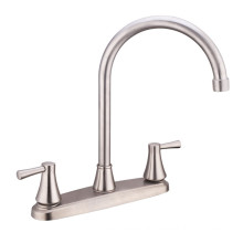 Commercial 8inch Sink mixer kitchen faucet, high quality kitchen faucet brass chrome, South Amercian style faucet for kitchen
