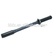 KL-001 490x35mm Police Rubber Baton for Self-defense