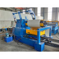 Heavy Hydraulic Steel Coil Uncoiler With Transport Trolley