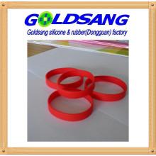 2016 Customized Logo Printing Silicone Bracelet