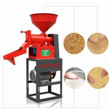 DAWN AGRO Auto-Reismühle schält den Maschinenpreis in Indien