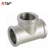 B17 6 8 3 tuyaux de tuyauterie de tuyau de nickel de tuyau de plomberie
