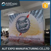 Aluminum trade show pop up truss display