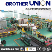 Aluminum Stainless Steel Coil Plate Cut to Length Machine Line