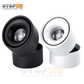 Surface Mount 12W Ajustable Led Downlight
