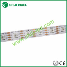Bande LED APA102C, 60 LEDs / 60 Pixels par mètre adressable RGB LED Strip
