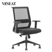 BIFMA bureau commercial ascenseur pivotant haute qualité exécutif maille et chaise en tissu