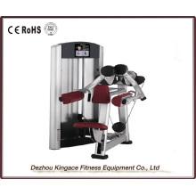 Machine de levage latérale d'équipement commercial de forme physique
