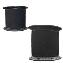 High performance super cell rubber fender for jetty