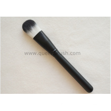 Wooden Face Brush Synthetic Makeup Foundation Brush
