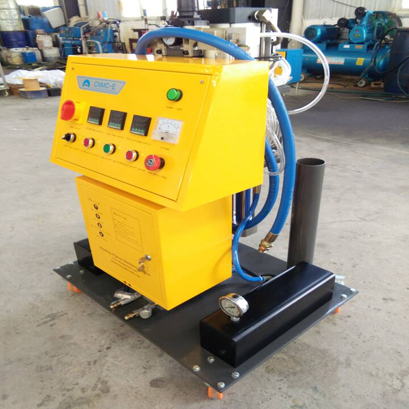 spray foam machine