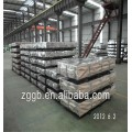 Factory price full hard hardness cold rolled zinc coated galvanized plain steel plate